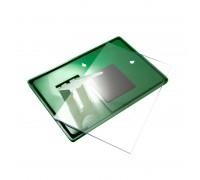 Акриловая фоторамка с магнитом 110х160 на ножке зеленая