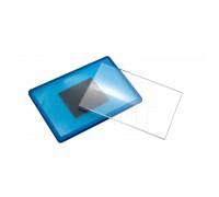 Акриловый магнит 55х80 (Синий)