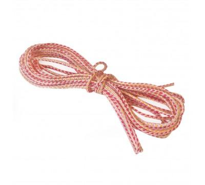 Веревка-шнур, толщина 6 мм, 30 м.