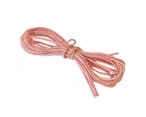 Веревка-шнур, толщина 6 мм, 10 м.