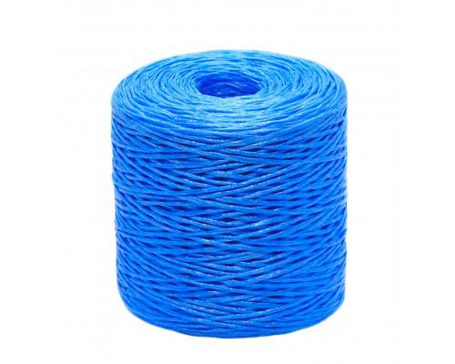 Шпагат крепежный 1500 м, Полипропилен, синий