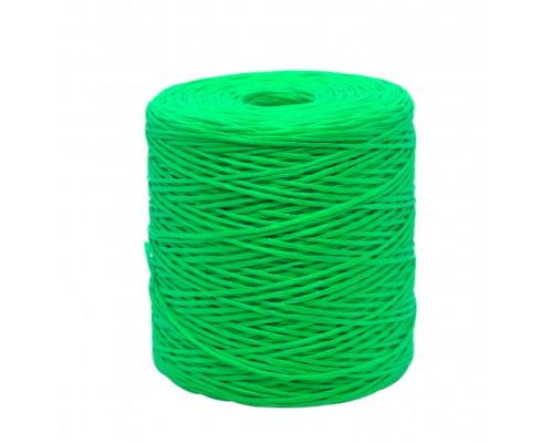 Шпагат крепежный 1500 м, Полипропилен, зеленый