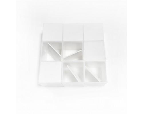 Кубики-заготовки (9 шт, 40мм) для создания фото-кубика
