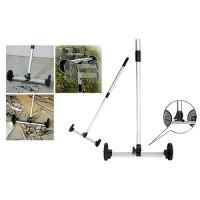 Магнитный сборщик на колесах с телескопической ручкой