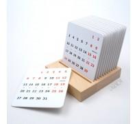 Настольный календарь Uno классика