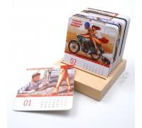 Настольный календарь Uno Пин-ап