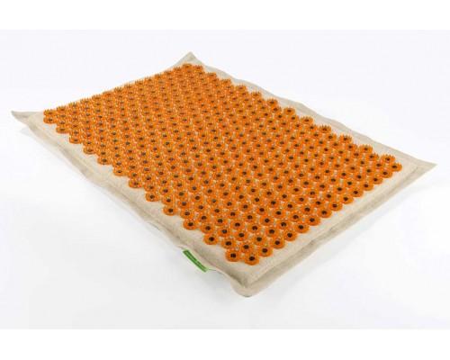 Аппликатор Кузнецова 41x60 см желтый с магнитными вставками