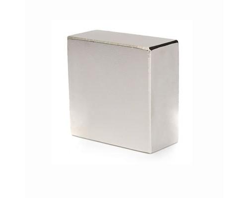 Магнит неодимовый 6х6x3