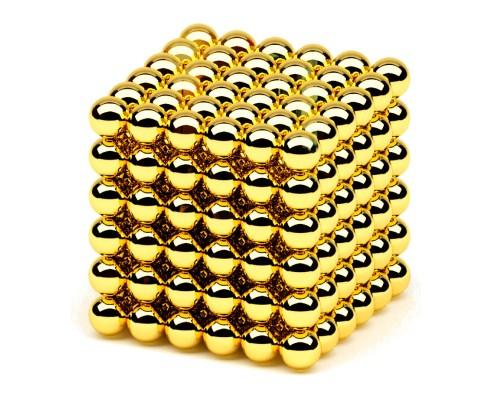 НеоКуб 5мм (Золотой)