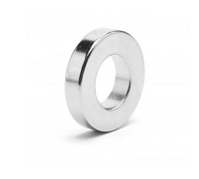 Магнит неодимовый 12х9x1,5 кольцо
