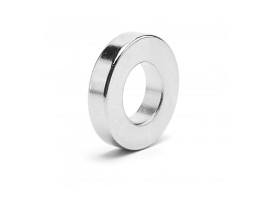 Магнит неодимовый 10х5x2 кольцо