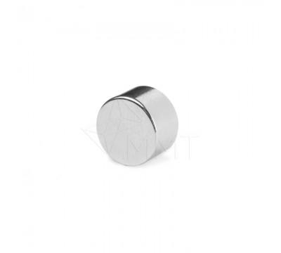 Магнит неодимовый диск 10х6 мм