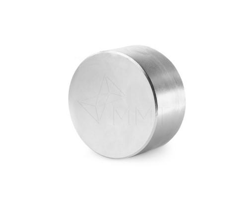 Неодимовый магнит диск 50х30 мм, N38