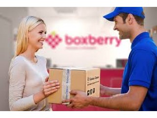 Бесплатная доставка до ПВЗ Boxberry