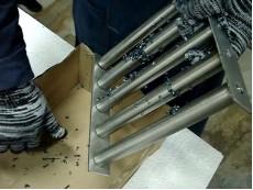 Как удалить из веществ металлические примеси?