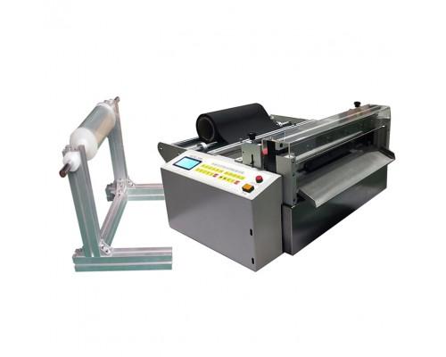 Аппарат для нарезки листов из рулона HZX-700 (листорезка)