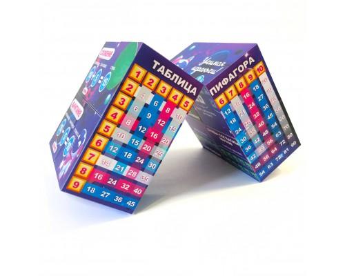 """Кубик-трансформер """"Помогайка"""" 80мм, для учеников начальных классов"""