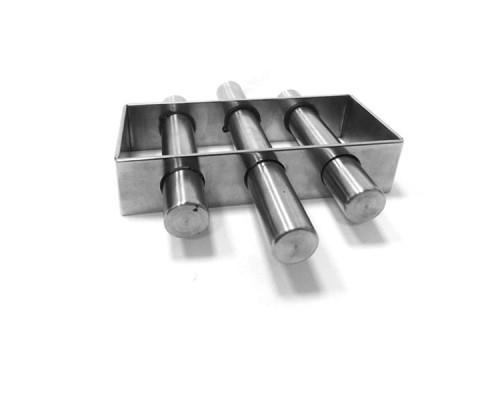 Стержневая решетка магнитная D200*22