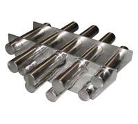 Двухрядная магнитная решетка D300х22