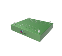 Подвесной магнитный сепаратор с ручной очисткой СМПР-400-150