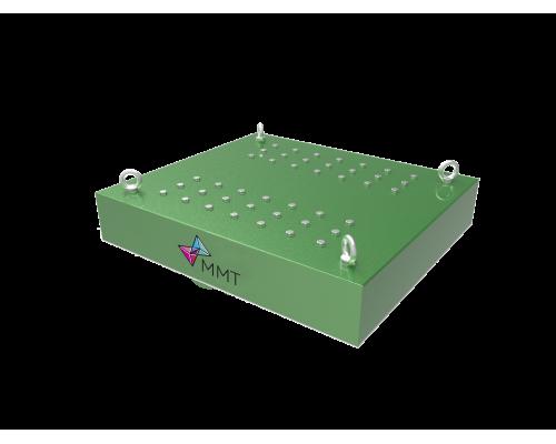 Подвесной магнитный сепаратор с ручной очисткой СМПР-300-150