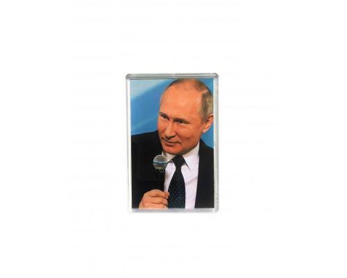 Акриловый магнит 55*80 - Путин
