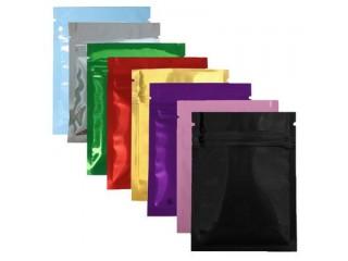 Пакет Zip Lock цветные супер прочные 100 мкм
