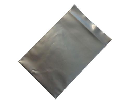 Пакет Zip Lock, серебристый, 6х7 см, 100 мкм 50 шт