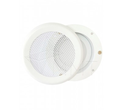 Вентиляционная решетка, диффузор на магнитах с обратным клапаном - Крок 125