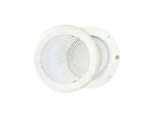 Вентиляционная решетка, диффузор на магнитах с обратным клапаном - Крок 100
