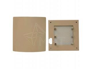 В продажу поступили декоративные панели для вентиляторов Silent 100