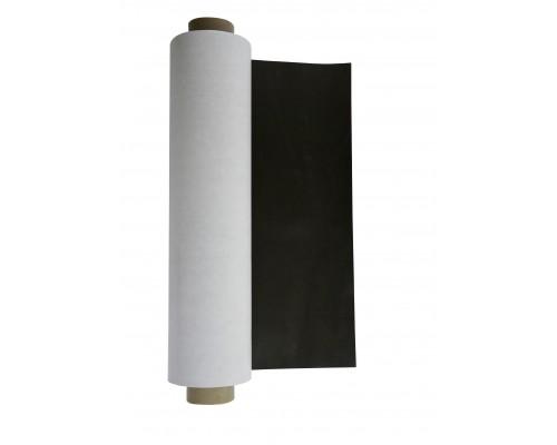 Магнитный винил 0,4 мм с клеевым слоем 30 м