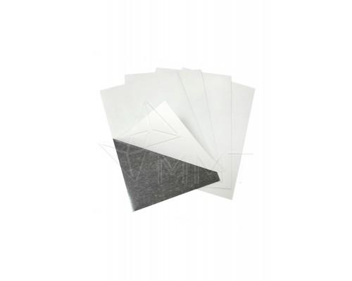 Магнитная наклейка с клеем в листах 10х15 см, толщина 0,4 мм