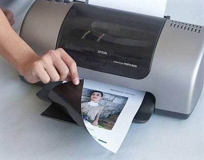 магнитная бумага